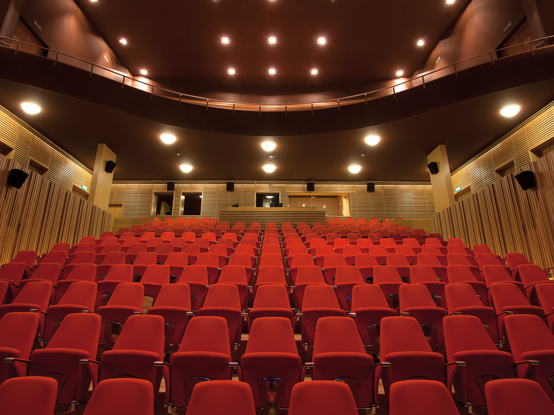 butacas auditorio