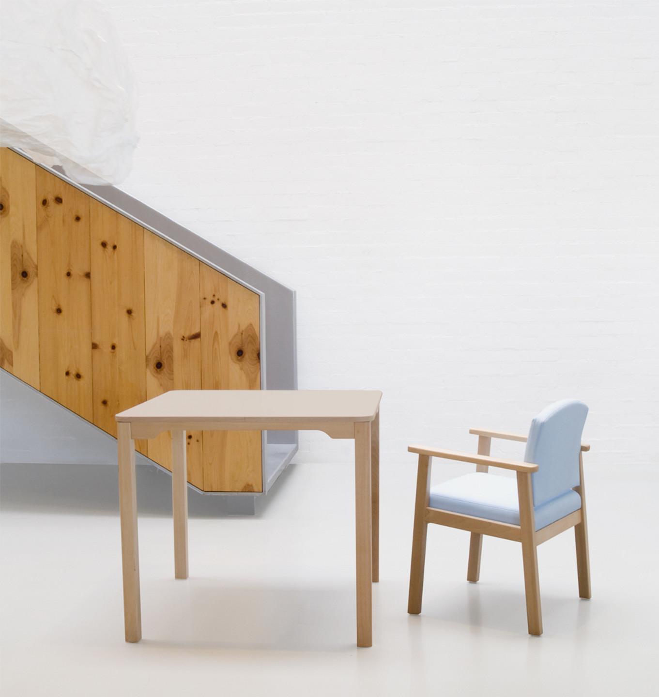 Mobiliario geriatrico