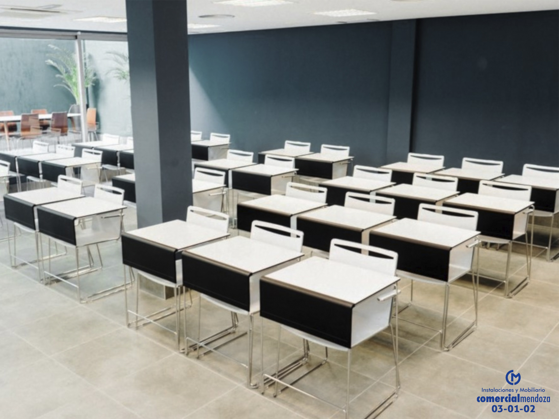 Mobiliarios técnicos educación