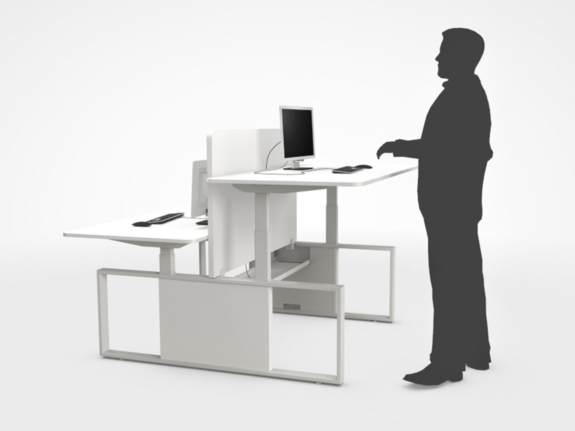 Mesas elevables