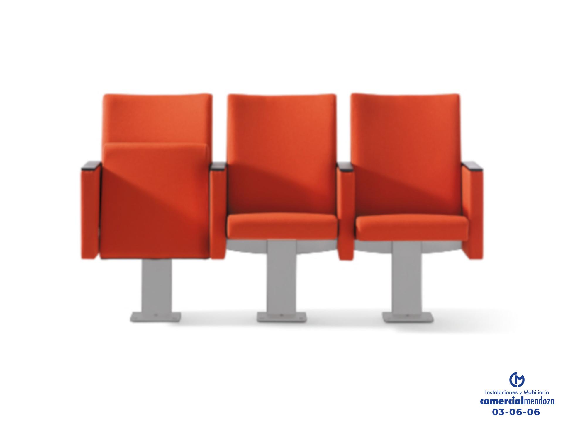 Mobiliarios técnicos butacas auditorios